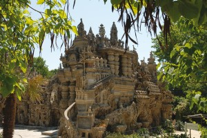 Ferdinand Cheval.Palais Ideal