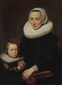 Escuela holandesa de la primera mitad del siglo XVII
