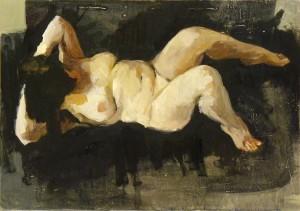Olimpia desnuda. PROX. SUBASTA