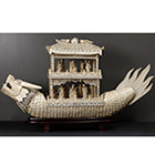 """""""El dragón del cielo"""", China.1900. Vendido en 20.000€"""