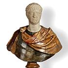 Busto romano, siglo XVII. Vendido en 19.000€