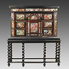 Cabinet napolitano de finales del siglo XVII. Vendido en 30.000€