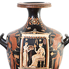 Hidria; Apulia, Grecia, 330-320 a.C. Vendido en 33.000€