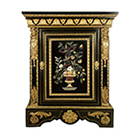 Pareja de entredoses Napoleón III. Vendido en 22.000€