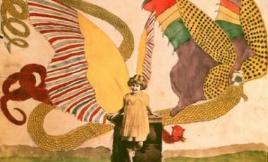 Henry Darger en el Musée d'Art Moderne de Paris