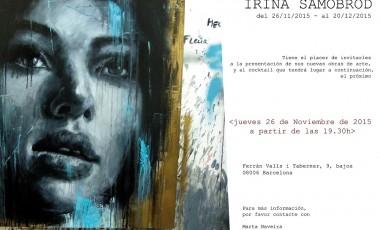 Irina samobrod / modern women & freedom / 26 noviembre 2015