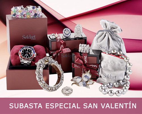 Subasta de San Valentín – Del 1 al 12 de Febrero