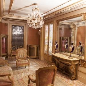 Salón estilo Luis XVI