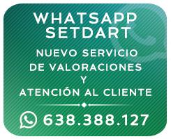 Whatsapp Setdart
