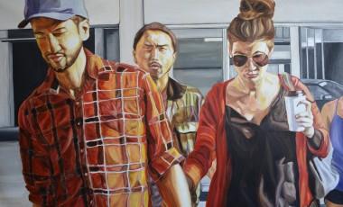 El proyecto pictórico y muralista que Jupiterfab