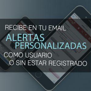 Alertas en Setdart.com