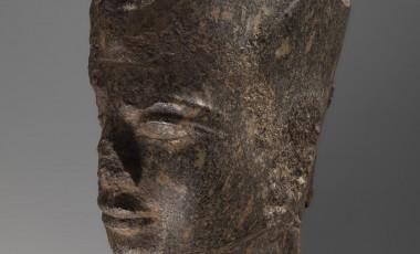 Retrato del faraón Amenhotep III en Setdart