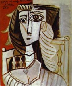 Jacqueline (detalle) 1960