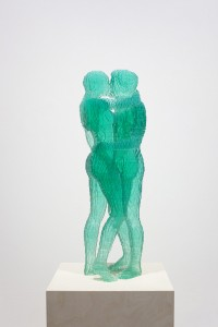 Thomas Broomé, Green kiss,2016