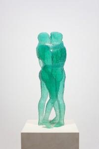 Thomas Broomé, Green kiss,2016
