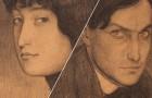 Los retratos de Romero de Torres en Setdart