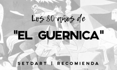 El 80 cumpleaños del Guernica en el Reina Sofía.