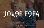 La esencia de la forma con el esculpido de Jorge Egea