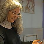 Pintora Nora López