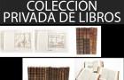 Setdart subasta una colección de libros antiguos.