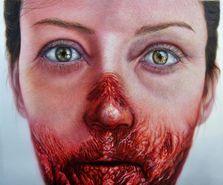 Miguel Scheroff. Serie Flesh Vanitas