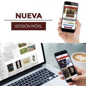 Lanzamiento nueva versión móvil