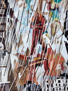 La Torre Eiffel Pop Art de Manolo Valdés