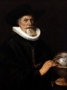 Fantástico retrato de Thomas de Keyser en subasta.