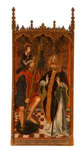 retablo gotico