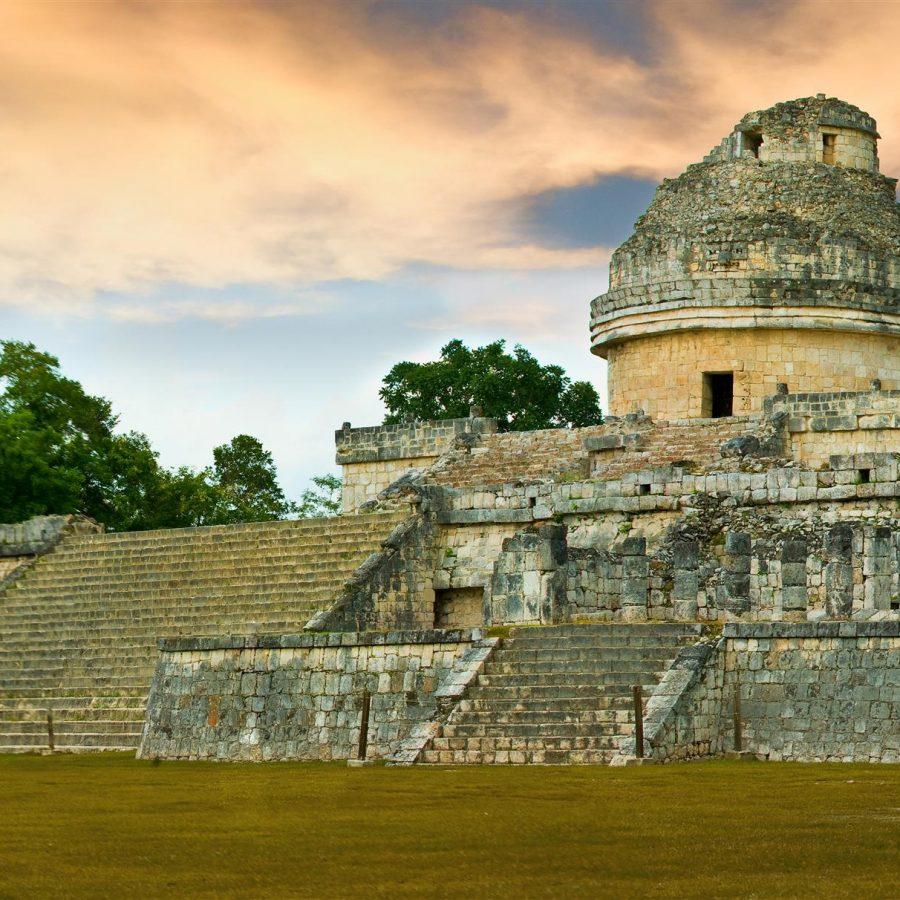 Templo Chi Chen Itza, el corazón del imperio Maya.