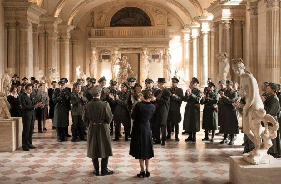 """En """"Francofonia"""" (2015) , Sokurov recala en el Louvre en plena ocupación nazi."""