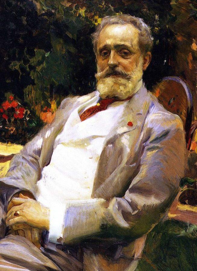 Retrato de Raimundo de Madrazo