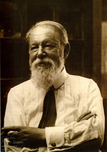 Retrato del maestro valenciano.