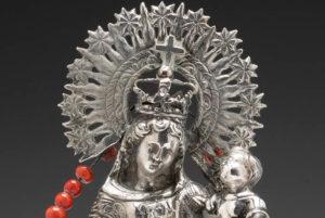 Colección de plata: piezas litúrgicas y devocionales del Barroco español