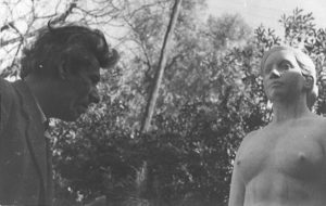 La modernidad arcaica de Joan Rebull