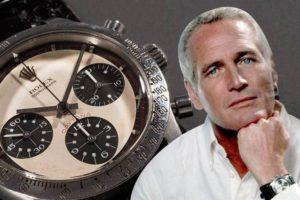 Relojes Rolex con nombre propio