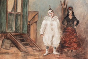 El mundo circense a través del arte  contemporáneo