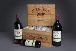 La Rioja Alta S.A. y otras marcas para paladares exigentes, en subasta